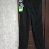 Фирменные новые мужские брюки р.34-33 на пот-42,5-44, поб-58