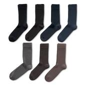 ⚙ Лот 5 пар⚙ Якісні чоловічі шкарпетки від Tchibo (Німеччина), розміри: 35-38
