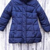 Демисезон. Красивая перламутро-синяя куртка. Укрпочта скидка 10%.