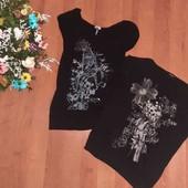 лот 2 футболки(смотрите фото и описание)