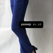 Женские летние штаны из супер софта (диагональка)
