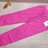 Плотные спортивные штаны для девочки, красивый цвет! 116 рост! 329 грн по ценнику!