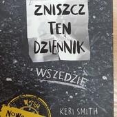 """Нашумевшее издание """"Уничтожь этот блокнот! на польском! оригинал!"""