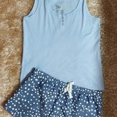 Фирменная пижамка или костюмчик для дома 18-20 размер, евро 46-48