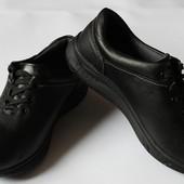 Мужские кроссовки из натуральной кожи от производителя