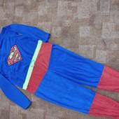 Классный большой слип, кигуруми, пижамка из флиса