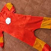 Шикарный кигуруми, М, ironman Marvel
