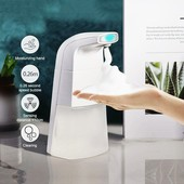 Сенсорный дозатор для пенного мыла Auto Hand Wash 350мл