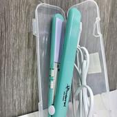 Утюжок гофре для волос ProGemei в пластиковом футляре