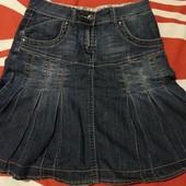 Шикарная джинсовая юбка.Yessika(германия)без дефектов.рр.50-52. Замеры есть.