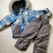 ЛоВиЛоТы! Зимний костюм на 12-18 месяцев