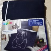 Двухсторонний детский коплект постельного белья