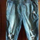 Шорты джинсовые 54