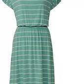 Легенький полосате плаття з віскози. Європейський розмір Л 44/46