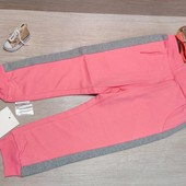Name it!!! Симпатичные джоггеры, спортивные штаны для девочки! Микроначес, 92рост!