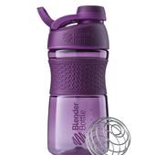 Шейкер Blender Bottle, фіолетовий