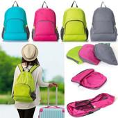 сумка-рюкзак трансформер в лоте салатовый цвет