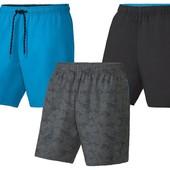 Спортивные шорты crivit германия р. М 48/50 евро, цвет серый