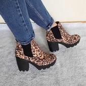 ботинки/челси 42/27.3 на ширшу стопу.