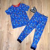 Хлопковая пижамка George на 5-6 лет