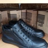 нові черевики шкіра Демі 43,44 р шт/ ін.моделі в моїх до лотах !