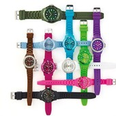женские наручные часы с кристаллами auriol. Германия. Цвет на фото 2