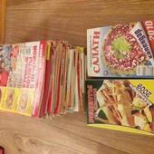 Книги,,люблю готовить,,