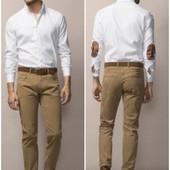 Вельветовые брюки Massimo Duti
