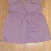 Фирменное платье 12-18м