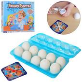 Настольная игра «Яичная рулетка»