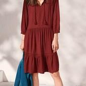 ☘ Шикарне жіночне плаття від Tchibo (Німеччина), р.наш 50-52 (44 євро)