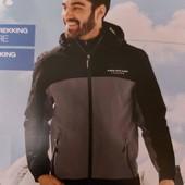 Мужская треккинговая куртка от crivit.