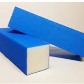 Шлифовальная, полировочная пилочка- баф 4- х сторонняя для натуральных и искусственных ногтей