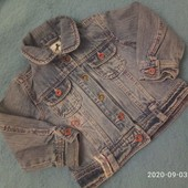 джинсовка 2-3 года