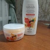 Маска для волосся з вітамінним комплексом,Шампунь/ополіскувач 2-в-1