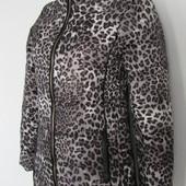 Новая деми куртка Morgan р.S, замеры
