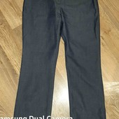 Классические брюки с манжетами внизу Турция