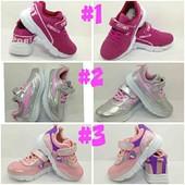 Кроссовки для девочки, кросовки, кеды, мокасины с 26 по 35 размер (16см-22см) размеры в описании