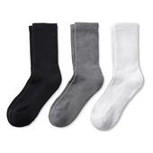 Лот 1 пара!!!Комфортные носочки с махровой стопой от ТСМ Tchibo размер 39/42 - серые
