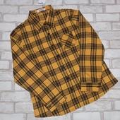 Стильная качественная женская фланелевая рубашка