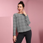 Нюансик!!!Симпатичная блуза от ТСМ tchibo (германия) размер евро 44 (укр 50)