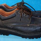 кожаные ботинки rugged outback 45 размер 3