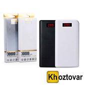 Внешний аккумулятор Power Bank HZ-17 30000mAh