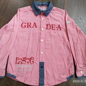 Фирменная рубашка Levi's.