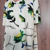 Красивая и нарядная блуза.