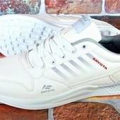 Неубиваемые белые кроссовки Sаyota, супер фирма!