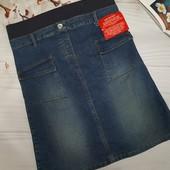 Отличного качества фирменная джинсовая юбка.