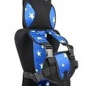 Дитяче автокрісло крісло без каркасне