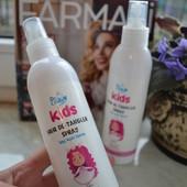 Дитячий спрей для волосся для легко розчісування Farmasi