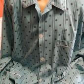 Пижама из ситца на мужчину 56-58(см.замеры)